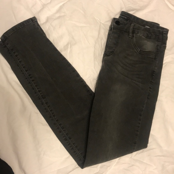 Denim - !It Collection- Nordstrom gray/faded black Skinny